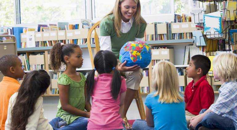 """Changing Children's Behavior: """"Catching the Child in the Act of Being Terrific!"""""""